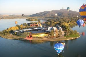 Canberra Hot Air Balloon Flight at Sunrise - Accommodation Airlie Beach