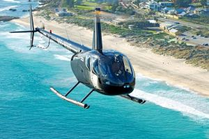 Perth Beaches Helicopter Tour from Hillarys Boat Harbour - Accommodation Airlie Beach