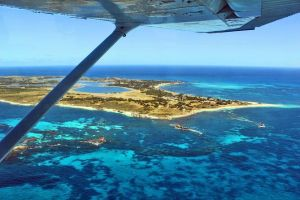 Rottnest Island  Perth City Scenic Flight - Accommodation Airlie Beach