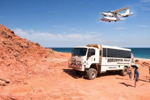 Horizontal Falls Full-Day Tour from Broome 4x4  Seaplane - Accommodation Airlie Beach