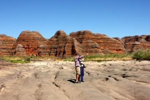 Bungle Bungle Flight Domes  Cathedral Gorge Guided Walk from Kununurra - Accommodation Airlie Beach