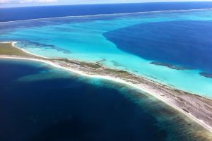 Abrolhos Islands Fixed-Wing Scenic Flight - Accommodation Airlie Beach