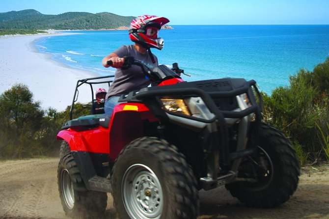 Half-Day Guided ATV Exploration Tour from Coles Bay - Accommodation Airlie Beach