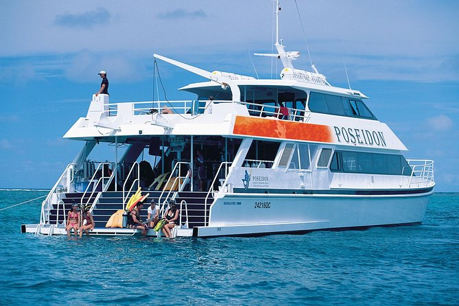 Poseidon Outer Great Barrier Reef Snorkeling and Diving Cruise from Port Douglas - Accommodation Airlie Beach