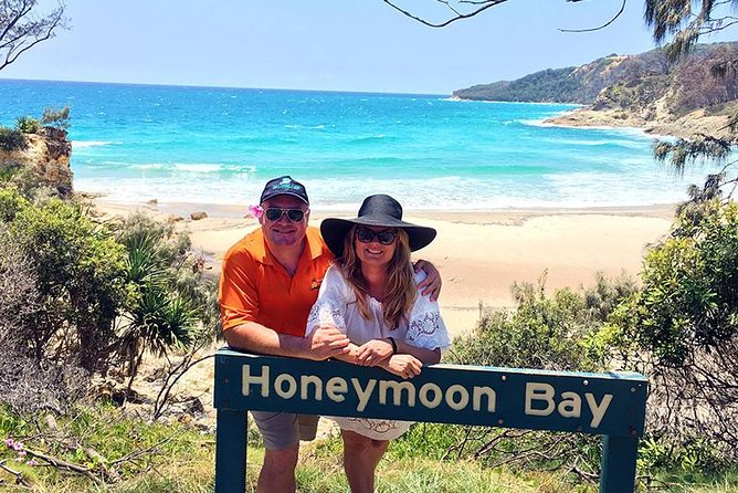 Cape Moreton Scenic 4WD Day Tour from Brisbane or the Gold Coast - Accommodation Airlie Beach
