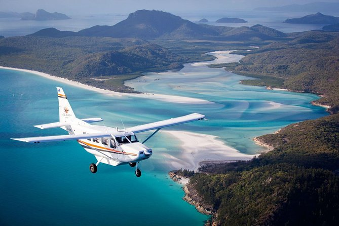 Fly  Cruise Package with lunch - Accommodation Airlie Beach