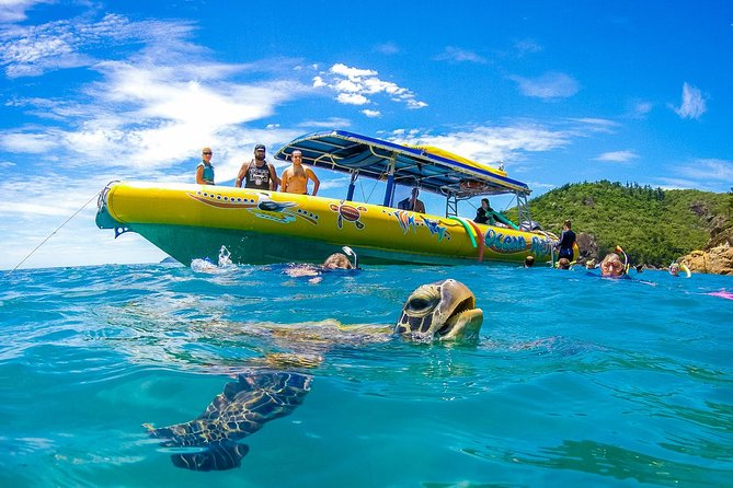 Ocean Rafting Tour to Whitehaven Beach - Accommodation Airlie Beach