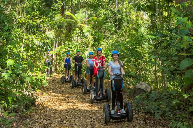 Whitsunday Segway Rainforest Discovery Tour - Accommodation Airlie Beach
