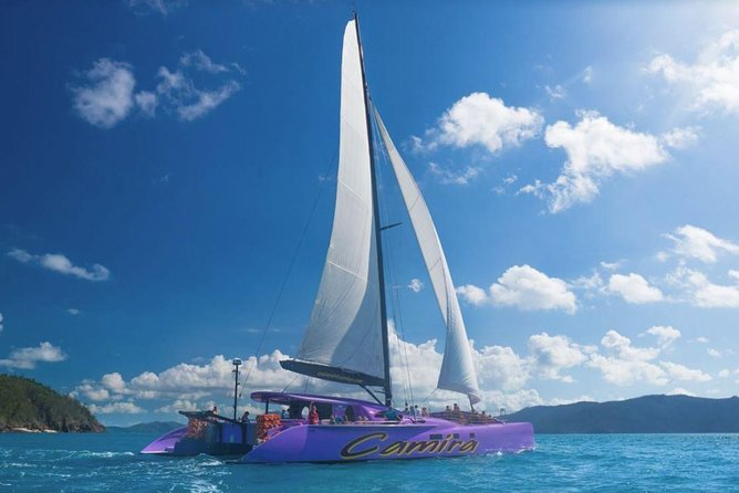 Whitsunday Islands Sailing Adventure - Accommodation Airlie Beach