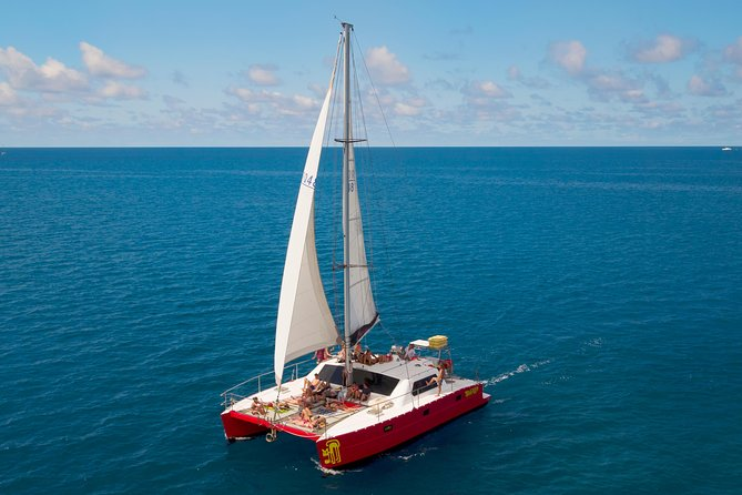 2-Night Whitsunday Islands All-Inclusive Sailing Tour from Airlie Beach - Accommodation Airlie Beach