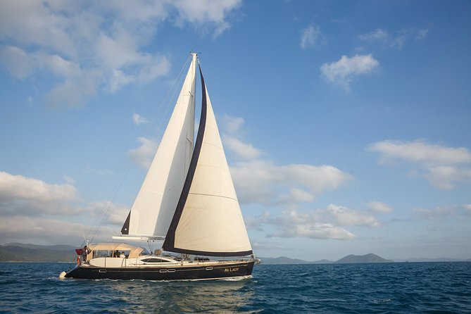 Three Night Cabin Charter MiLady - Accommodation Airlie Beach