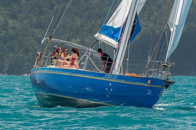 Whitsundays Sailing Experience on America's Cup Yacht Southern Cross - Accommodation Airlie Beach