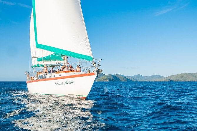 2-Day Whitsundays Sailing Adventure Waltzing Matilda - Accommodation Airlie Beach