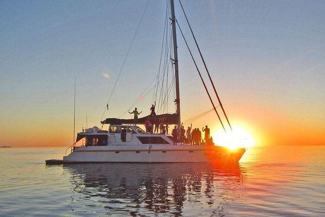 2-Night Whitsundays Sailing Adventure Wings Sailing - Accommodation Airlie Beach