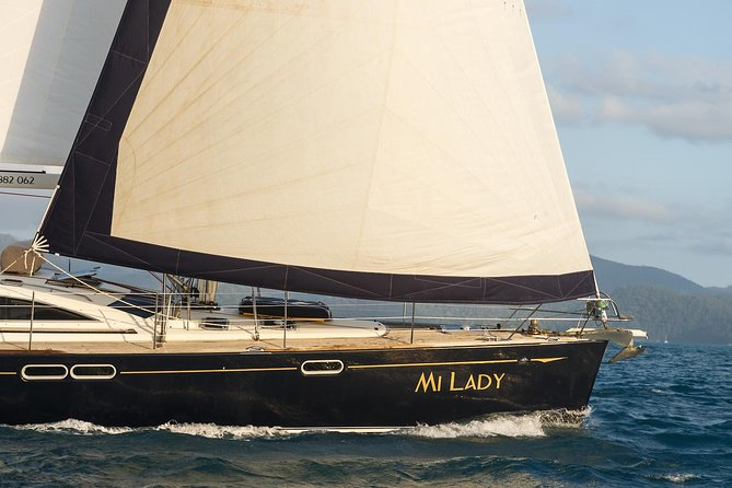 3-Night Whitsundays Private Charter Aboard Cruising Yacht Milady - Accommodation Airlie Beach