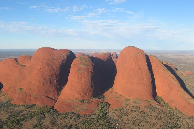 Kata Tjuta and Uluru Grand View Helicopter Flight - Accommodation Airlie Beach