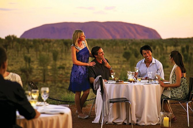 Uluru Kata Tjuta and Sounds of Silence Dinner in 3 Days - Accommodation Airlie Beach