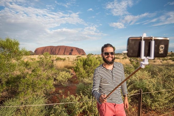 3-Day Ayers Rock and Kings Canyon Camping Tour - Accommodation Airlie Beach