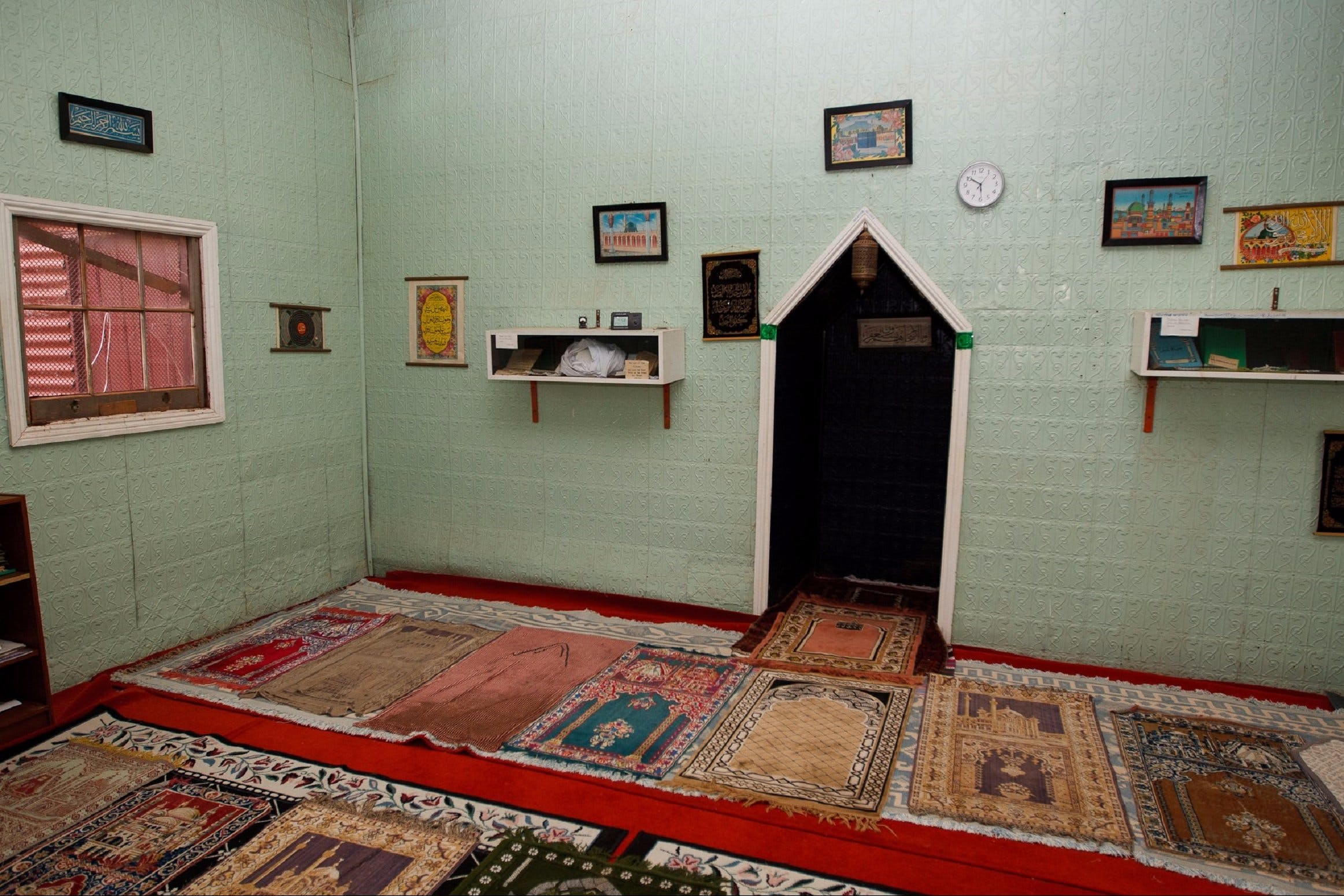 Afghan Mosque - Accommodation Airlie Beach