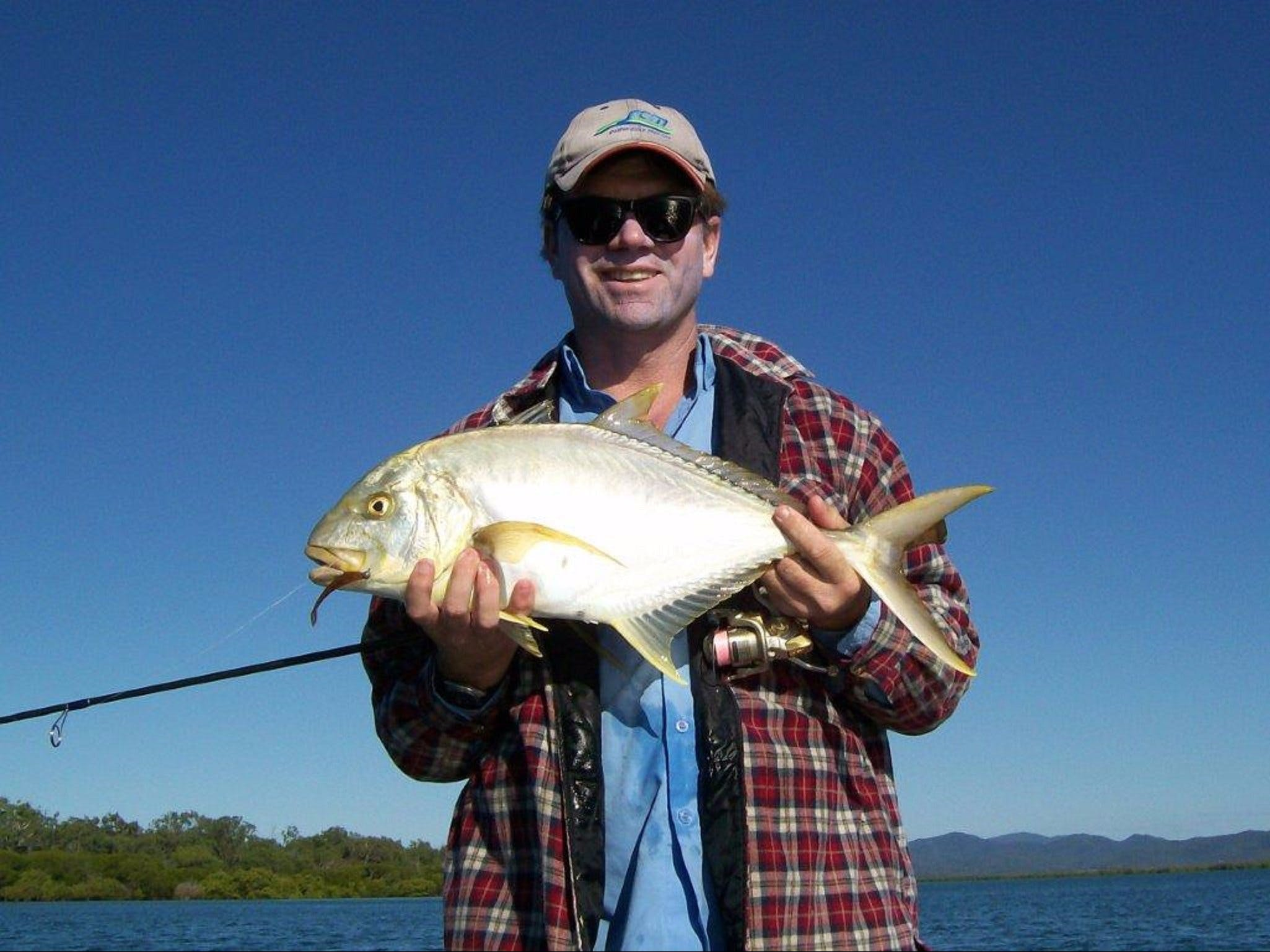 Barramundi to Trevally  A Seaforth Fishing Adventure - Accommodation Airlie Beach