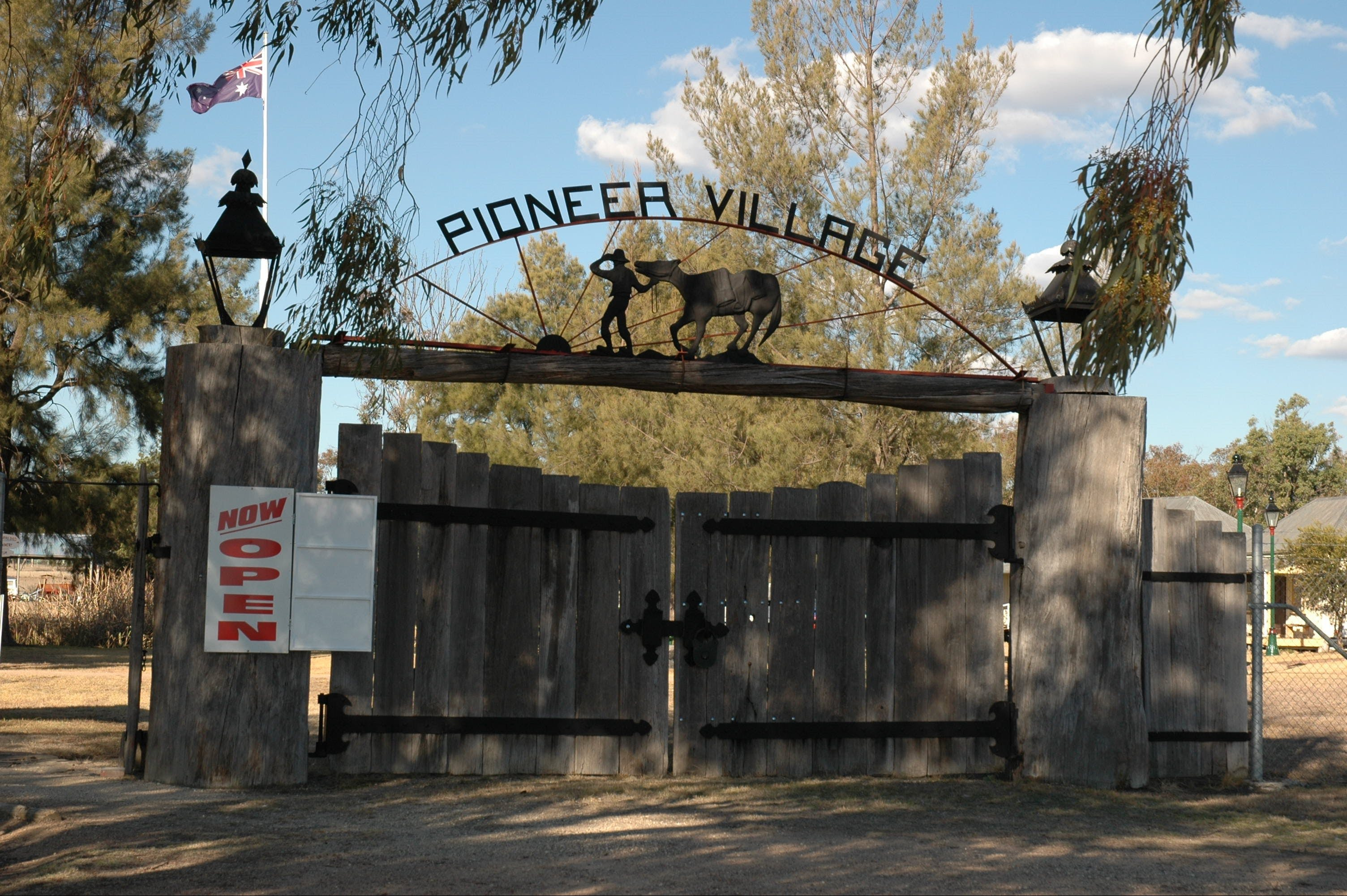 Inverell Pioneer Village - Accommodation Airlie Beach