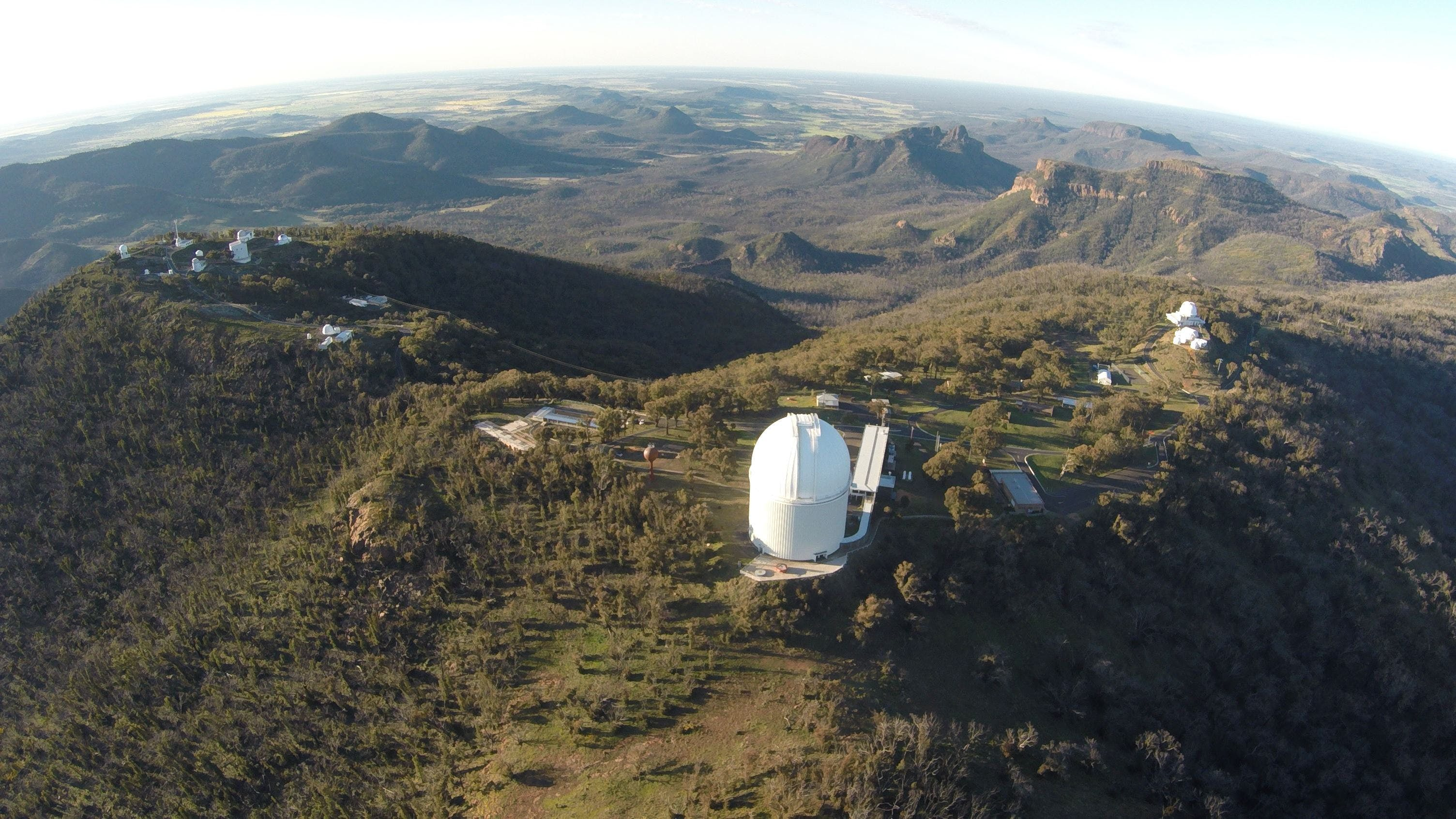 Siding Spring Observatory - Accommodation Airlie Beach