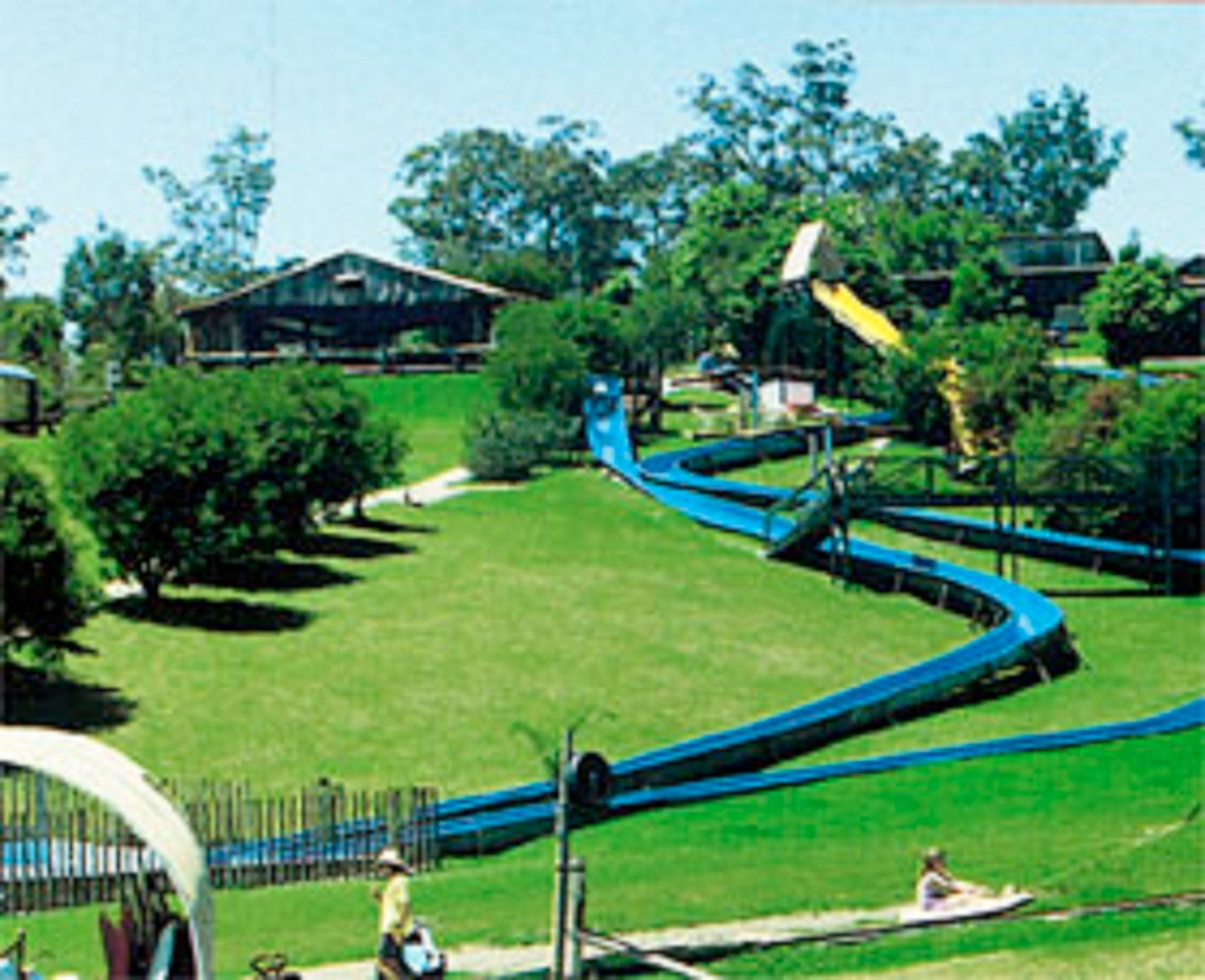 Big Buzz Fun Park - Accommodation Airlie Beach