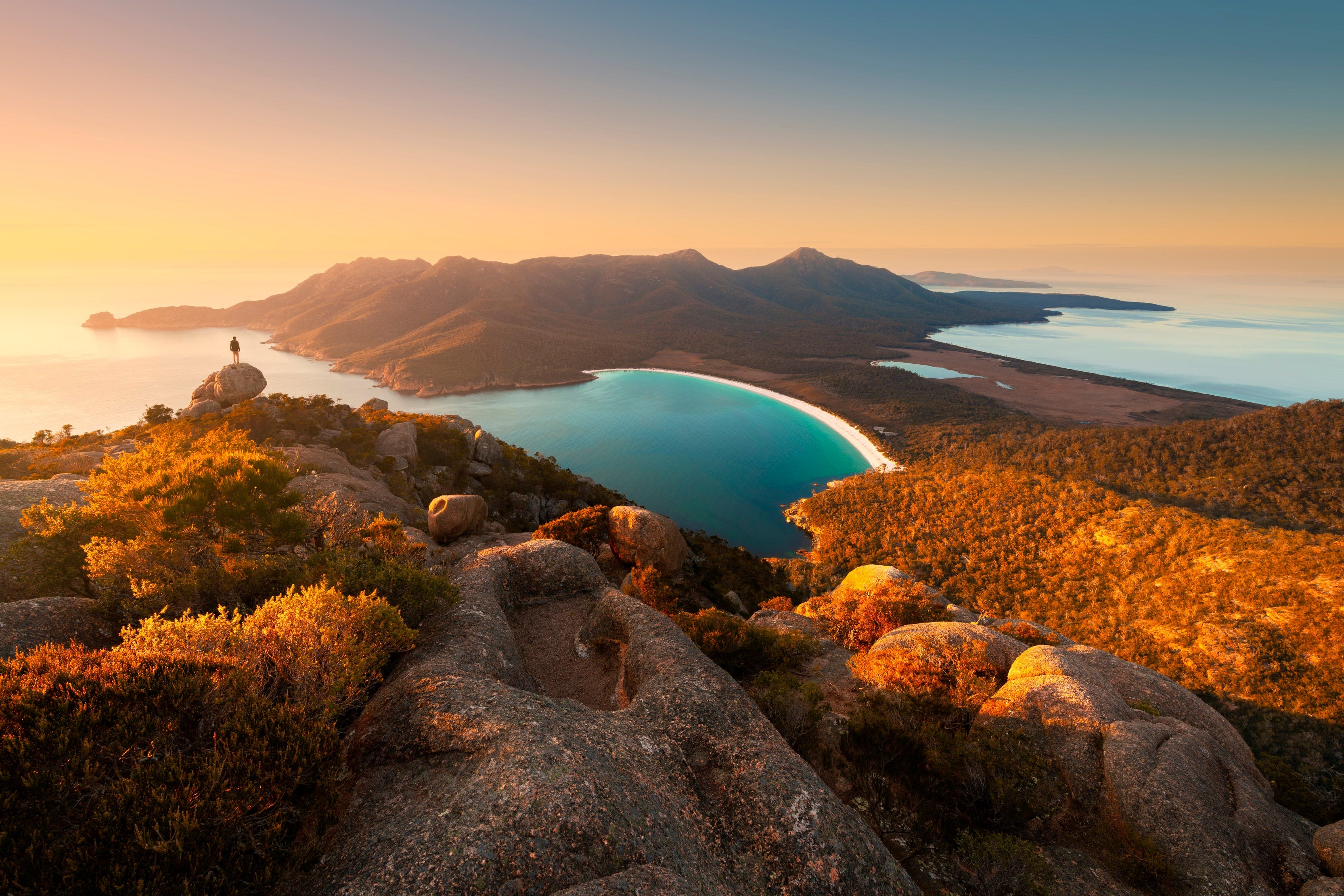 Freycinet National Park - Accommodation Airlie Beach