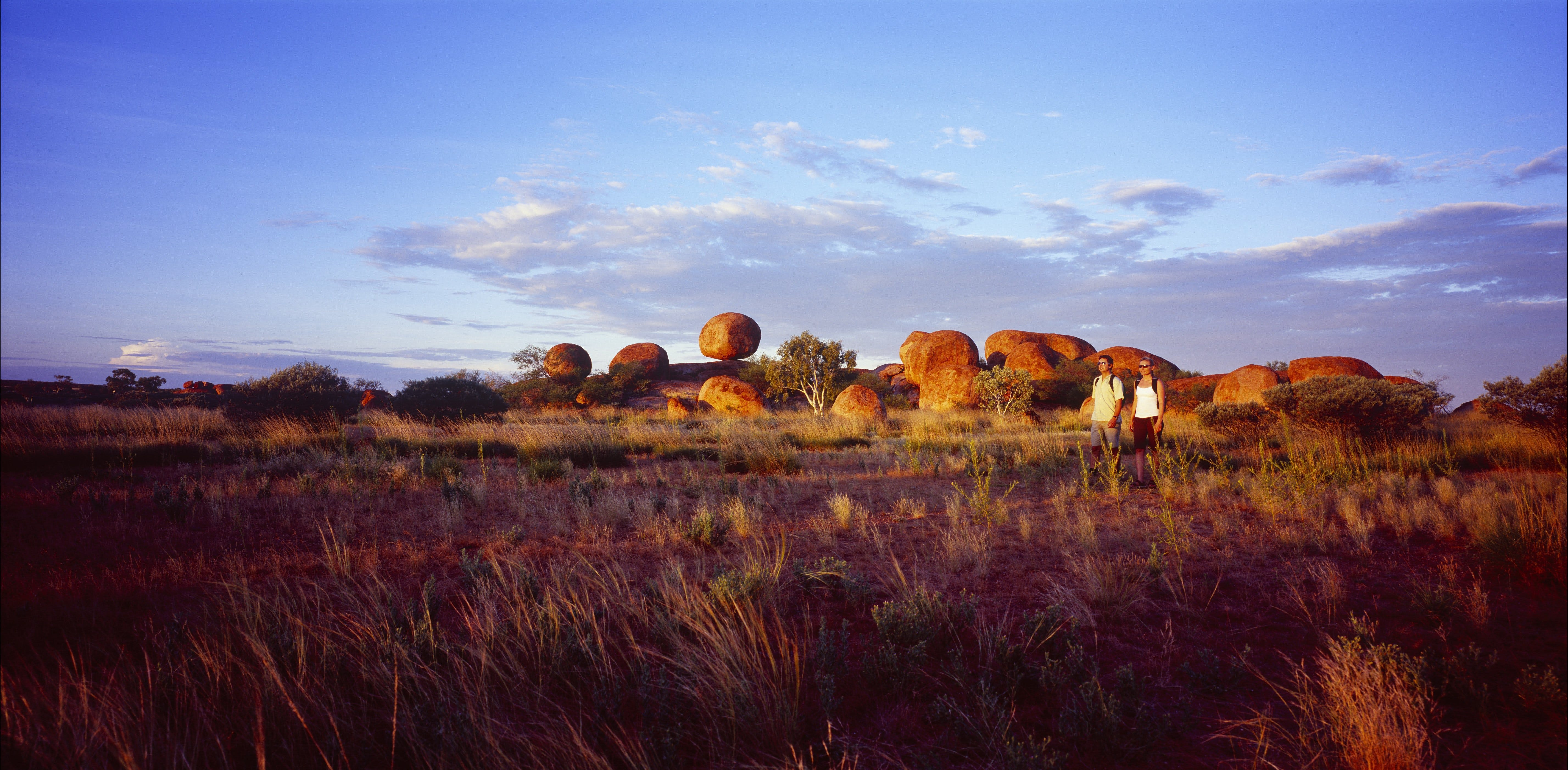 Karlu Karlu / Devils Marbles Conservation Reserve - Accommodation Airlie Beach