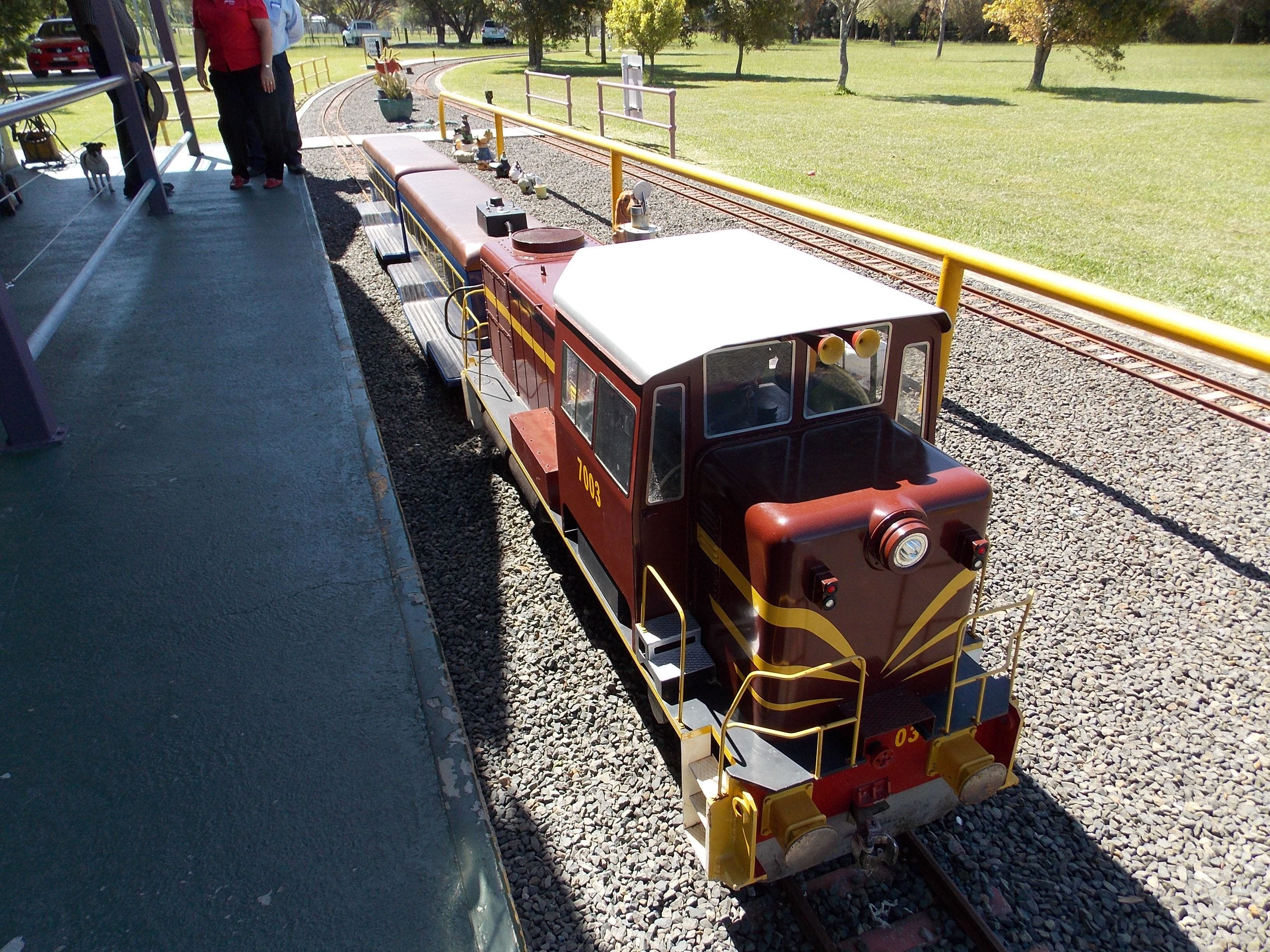 Penwood Miniature Railway - Accommodation Airlie Beach