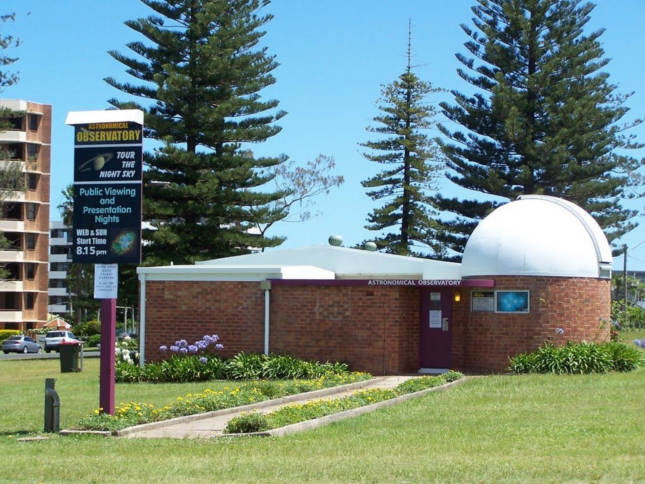 Port Macquarie Astronomical Observatory - Accommodation Airlie Beach