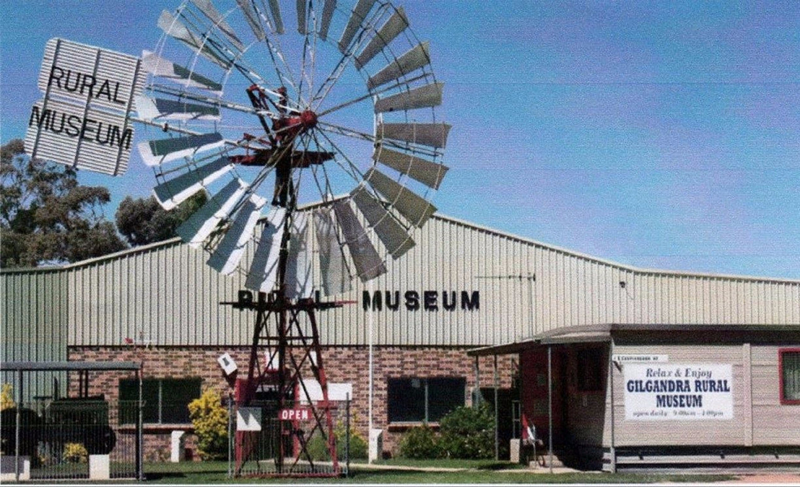Gilgandra Rural Museum - Accommodation Airlie Beach