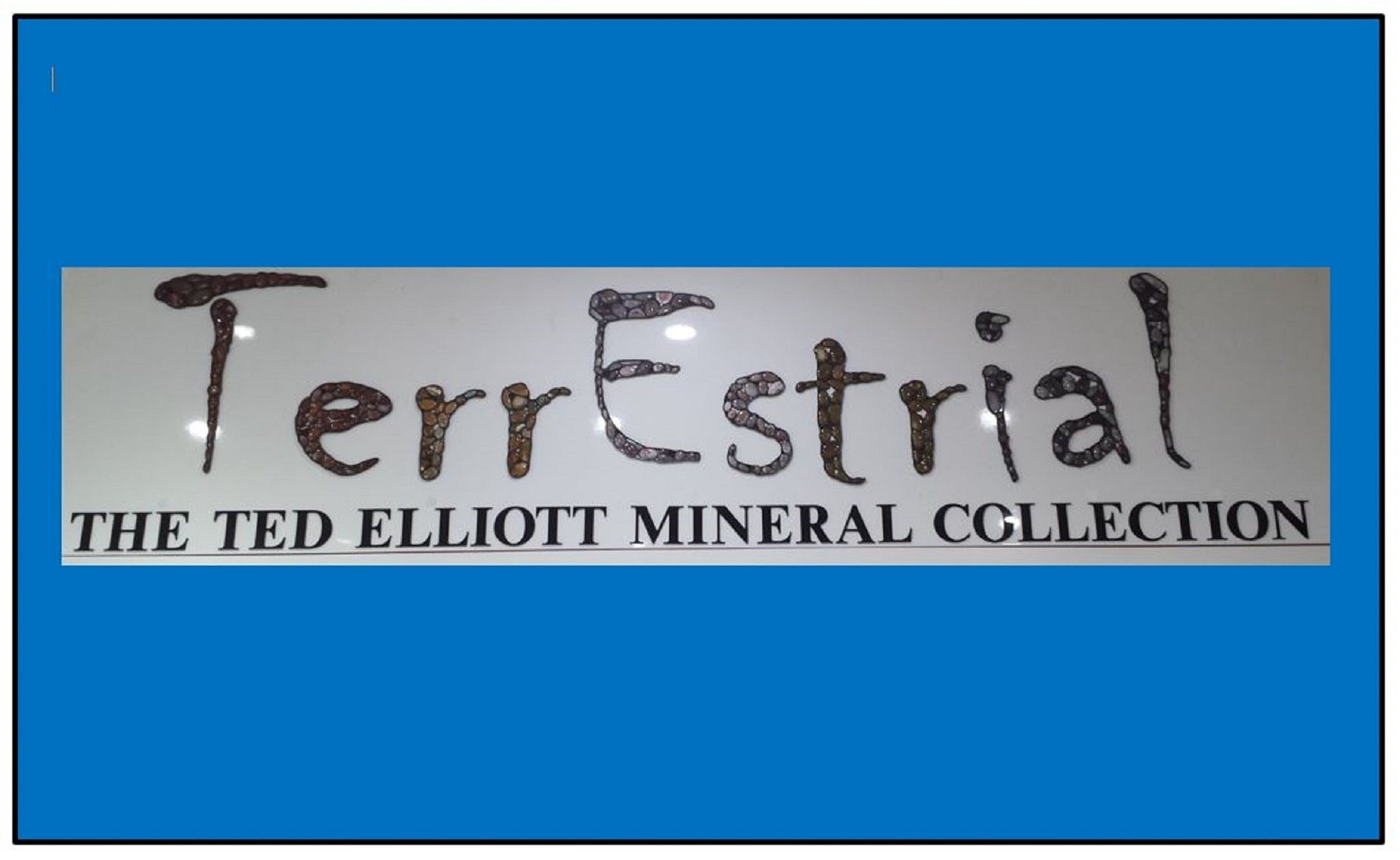 The Ted Elliott Mineral Collection - Accommodation Airlie Beach