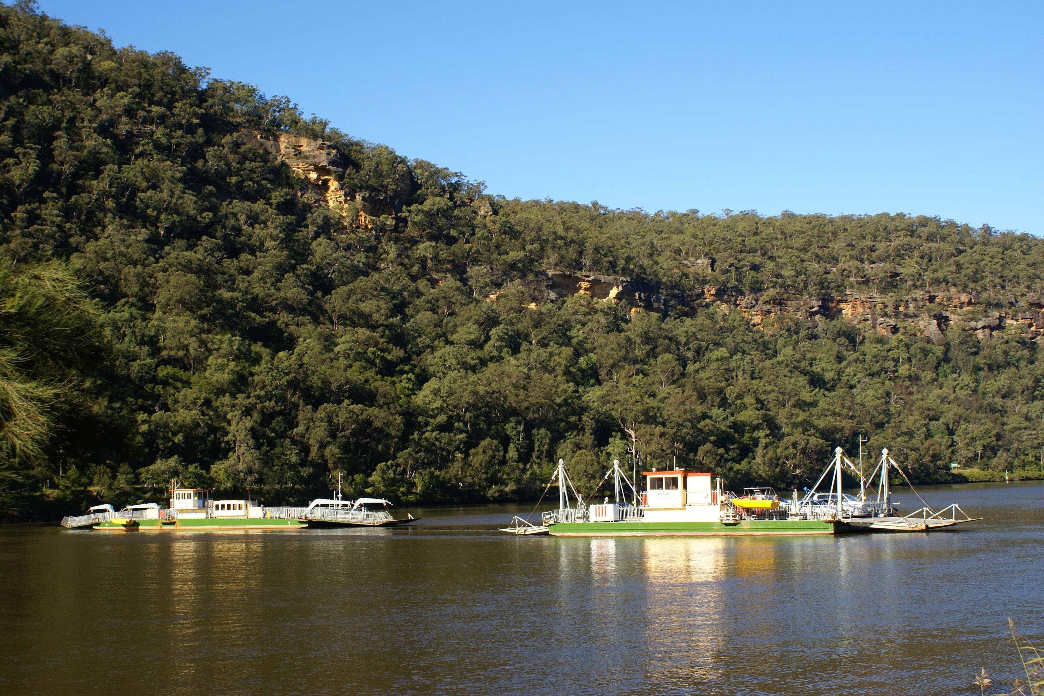 Hawkesbury River - Accommodation Airlie Beach