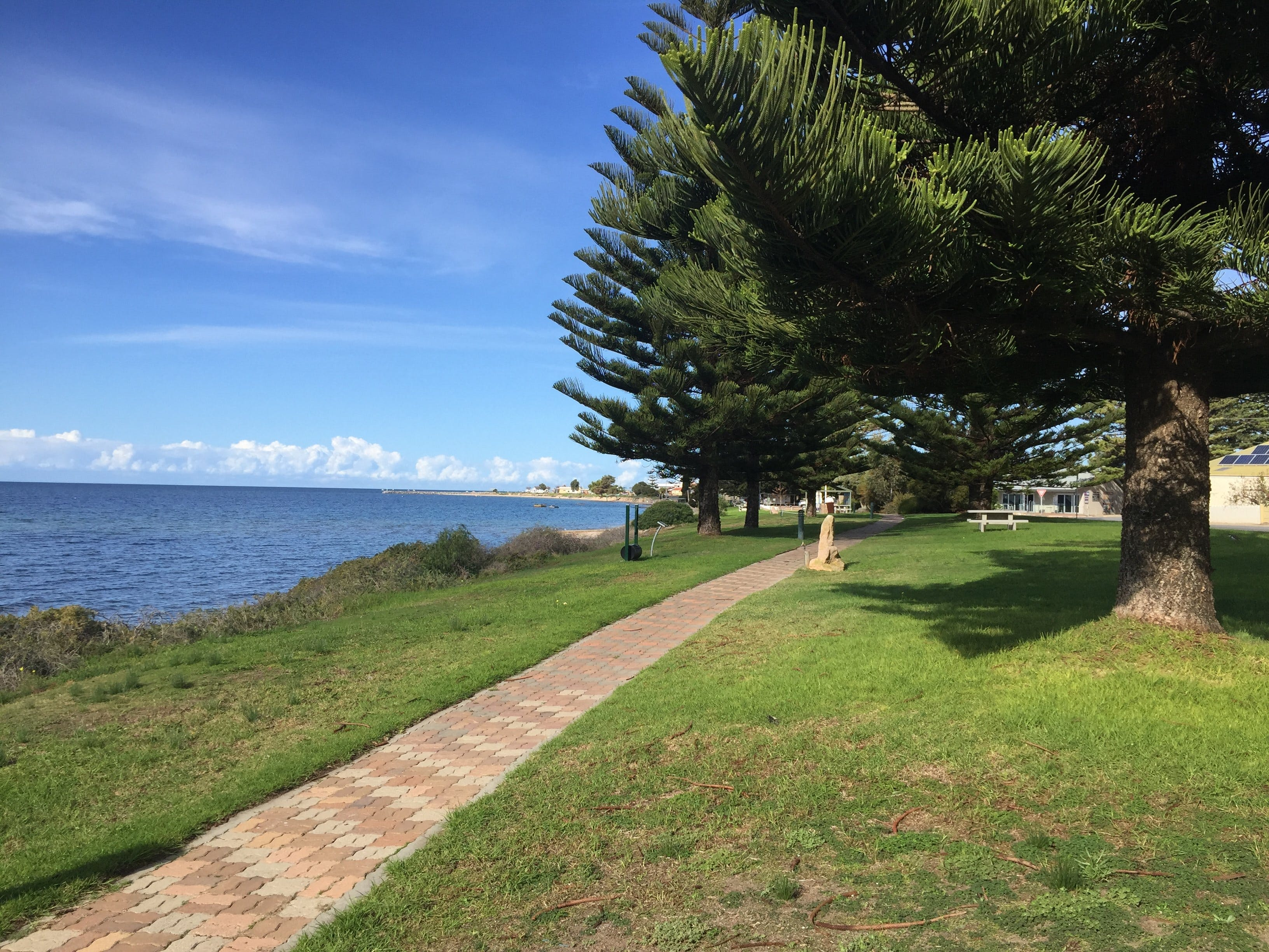 Stansbury Walking Trail - Accommodation Airlie Beach
