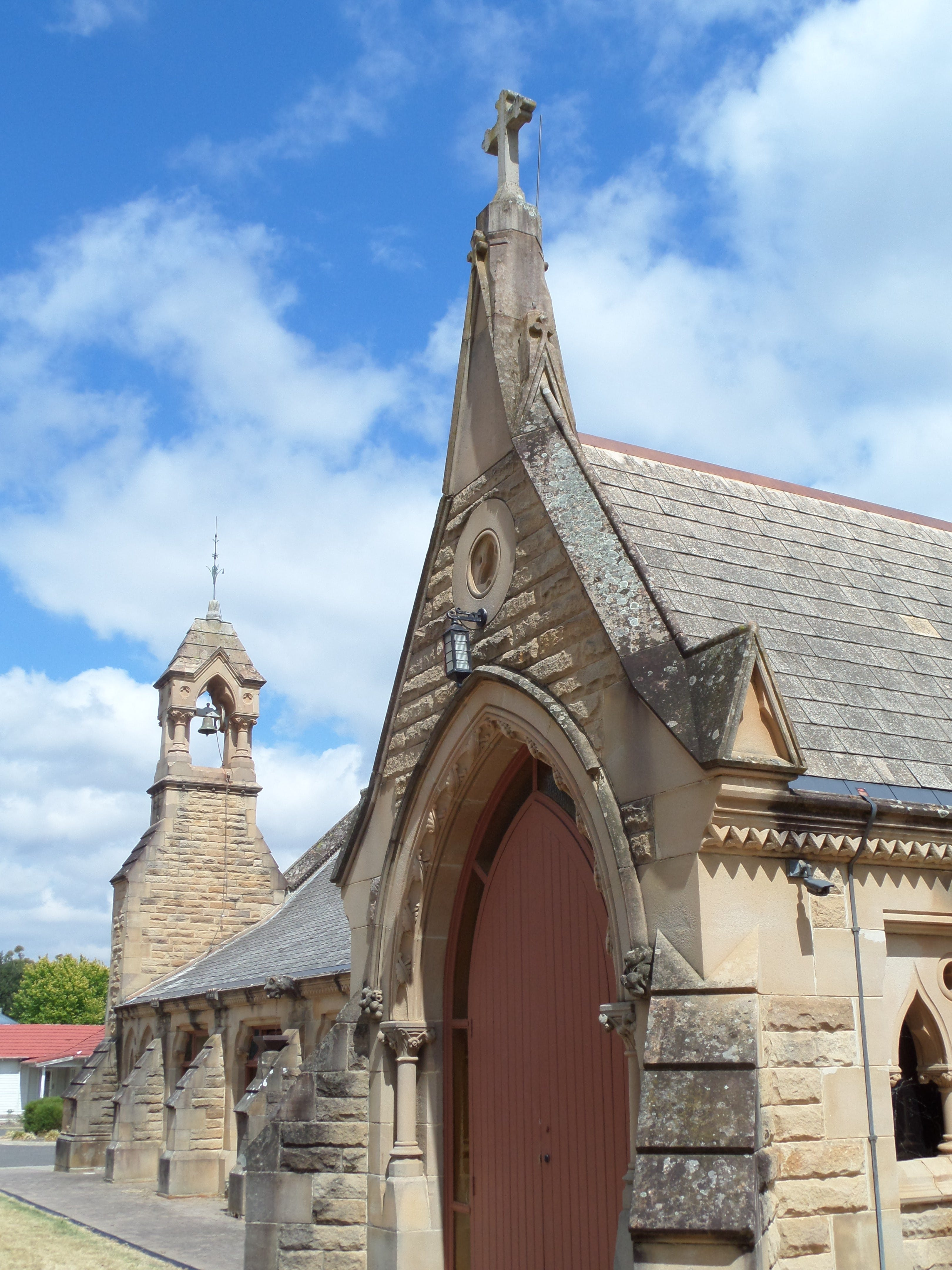 All Saints' Anglican Church - Accommodation Airlie Beach