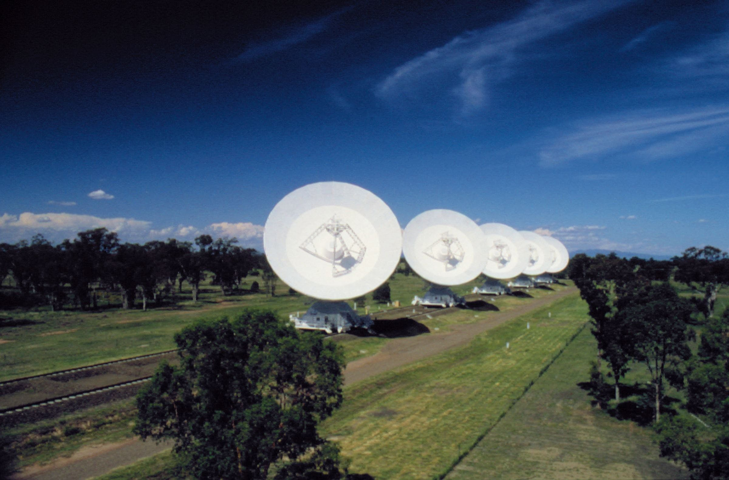 CSIRO Australia Telescope Narrabri - Accommodation Airlie Beach