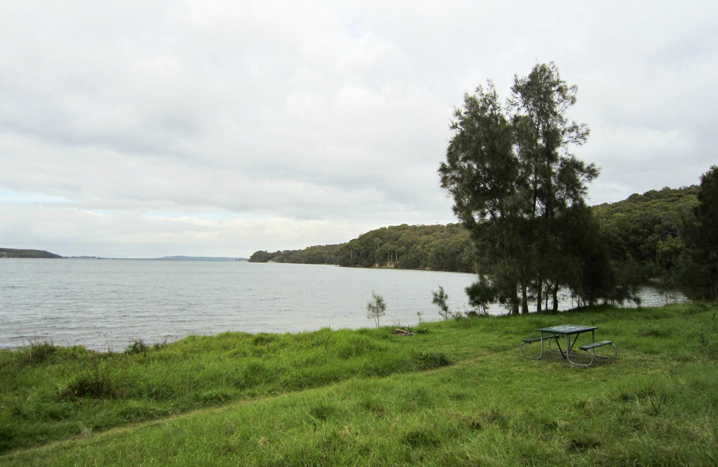 Marmong Picnic Area - Accommodation Airlie Beach