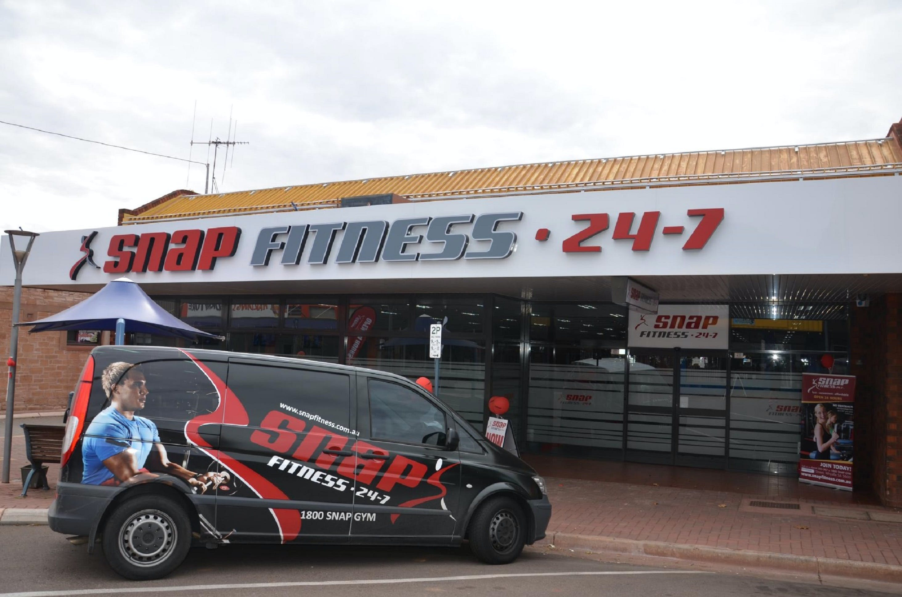 Snap Fitness Whyalla 24/7 gym - Accommodation Airlie Beach