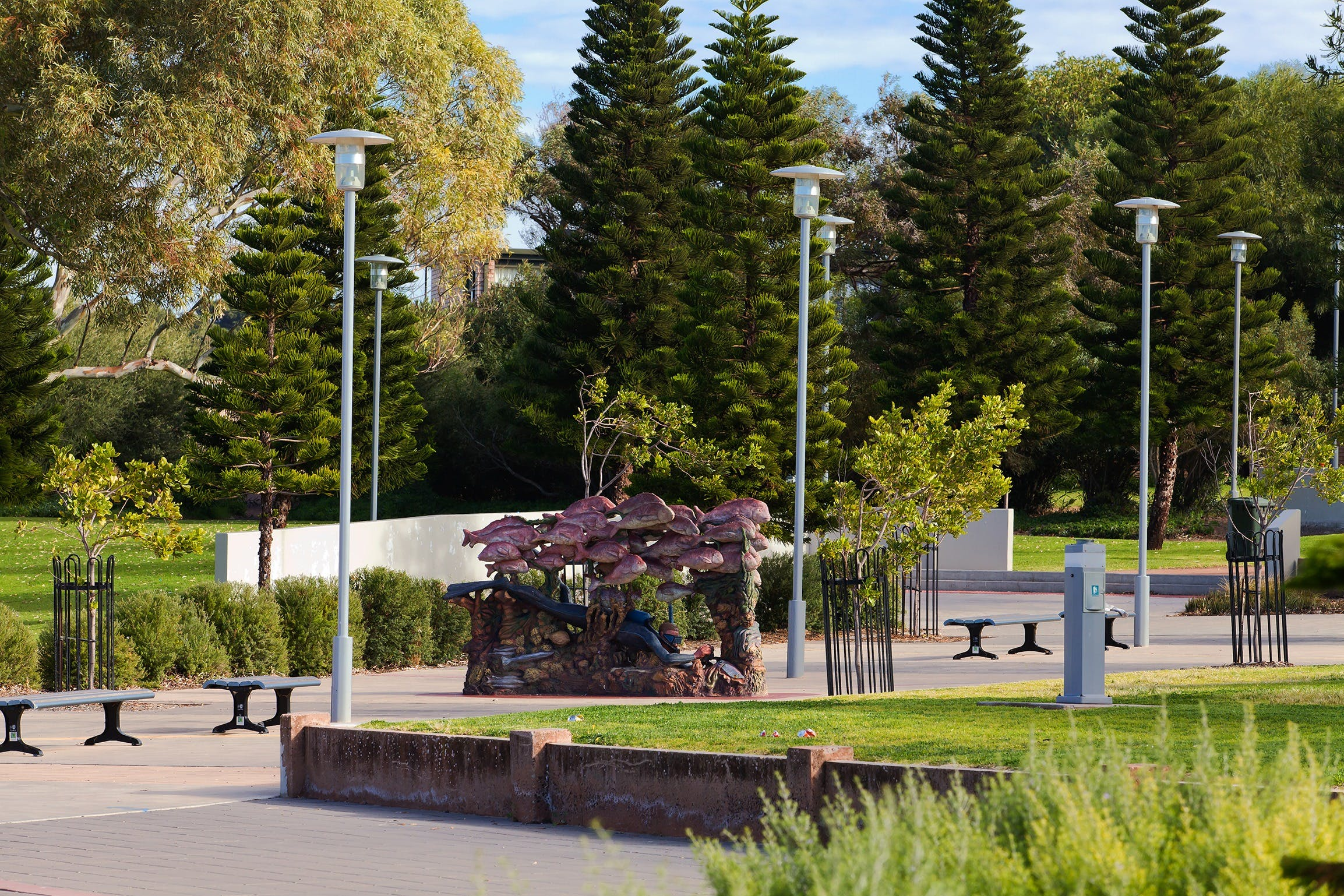 Whyalla Foreshore and Marina - Accommodation Airlie Beach