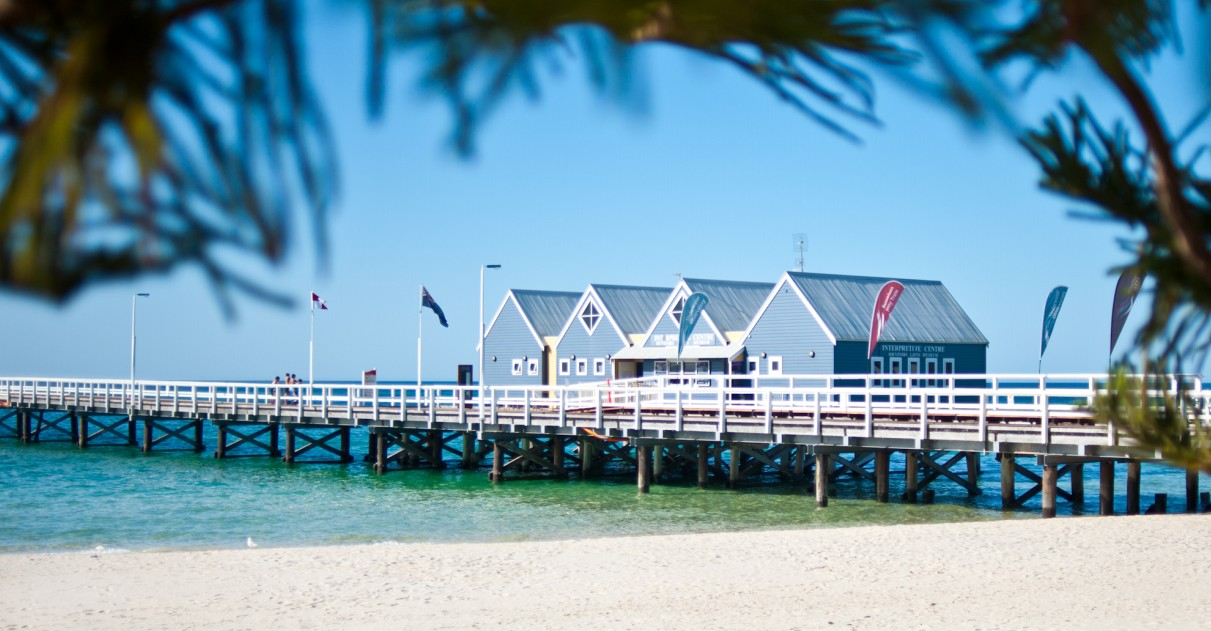 Busselton Jetty  Underwater Observatory Tour - Accommodation Airlie Beach