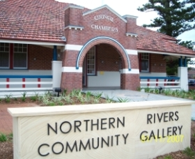 Northern Rivers Community Gallery - Accommodation Airlie Beach