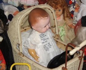 Little Darlings Doll Museum and Coffee Shop - Accommodation Airlie Beach