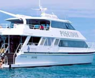 Poseidon Outer Reef Cruises - Accommodation Airlie Beach