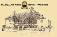 Macquarie Arms Hotel - Accommodation Airlie Beach