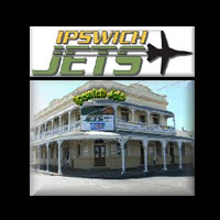 Ipswich Jets - Accommodation Airlie Beach
