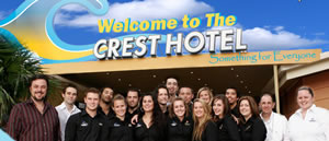 The Crest Hotel Sylvania - Accommodation Airlie Beach