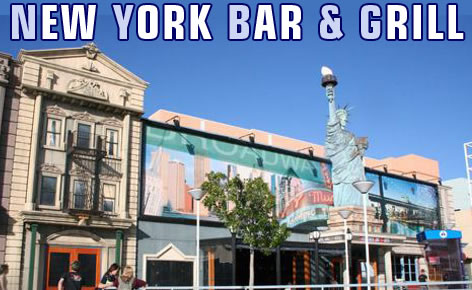 New York Bar  Grill - Accommodation Airlie Beach