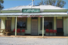 The Logan Pub - Accommodation Airlie Beach