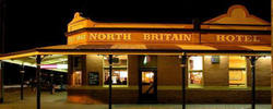 North Britain Hotel - Accommodation Airlie Beach